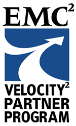 EMC Velocity Partner Program logo